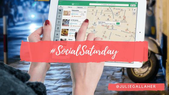 #SocialSaturday
