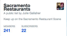 best sacramento restaurants twitter list